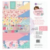 Traveling Girl 12 x 12 Paper Pad - Prima