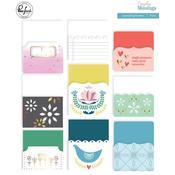 Journaling Pockets - Everyday Musings - Pinkfresh Studio