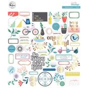 Ephemera Pack - Everyday Musings - Pinkfresh Studio