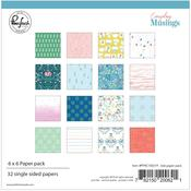 "6""X6"" Paper Pack - Everyday Musings - Pinkfresh Studio"