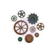 Finnabair Mechanicals Set Machine Parts - Prima