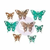Finnabair Mechanicals Set Scrapyard Butterflies - Prima
