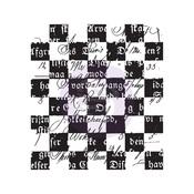 "Finnabair 2.5""x2.5"" Clear Stamp #1 - Prima"