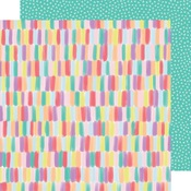 Color Pop Paradise Paper - Stay Sweet - Amy Tangerine