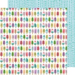 Popsicle Summer Paper - Stay Sweet - Amy Tangerine