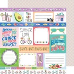 Summer Love Paper - Stay Sweet - Amy Tangerine