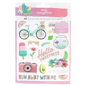 Stay Sweet Sticker Book - Amy Tangerine