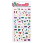 Mini Puffy Stickers - Stay Sweet - Amy Tangerine