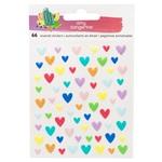 Stay Sweet Epoxy Heart Stickers - Amy Tangerine