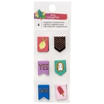 Stay Sweet Magnetic Bookmarks - Amy Tangerine
