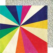 Kaleidoscope Paper - Color Kaleidoscope - Vicki Boutin