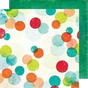 Pop Dots Paper - Color Kaleidoscope - Vicki Boutin