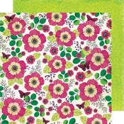 Flower Shop Paper - Color Kaleidoscope - Vicki Boutin