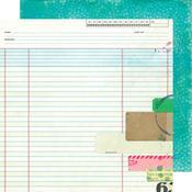 Side Note Paper - Color Kaleidoscope - Vicki Boutin