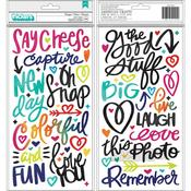 Color Kaleidoscope Thickers Colorful Phrases - Vicki Boutin