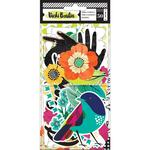 Color Kaleidoscope Cardstock Icons - Vicki Boutin