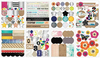 Color Kaleidoscope Sticker Book - Vicki Boutin