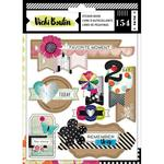 Color Kaleidoscope Sticker Book - Vicki Boutin
