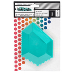 Silicon Art Wedge - Color Kaleidoscope - Vicki Boutin