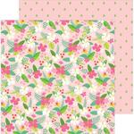 Tropical Delight Paper - Chasing Adventures - Pebbles