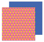 Pineapple Crush Paper - Chasing Adventures - Pebbles