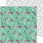 Cherry Blossoms Paper - Chasing Adventures - Pebbles