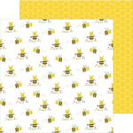 Bee Happy Paper - Oh Summertime - Pebbles