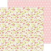 Blossoms Paper - Oh Summertime - Pebbles