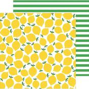 Lemonade Stand Paper - Oh Summertime - Pebbles