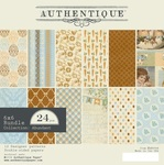 Abundant 6 x 6 Paper Pad - Authentique