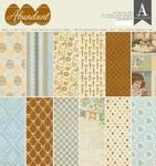 Abundant Collection Kit - Authentique