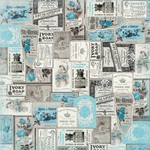 Glamour Five Paper - Authentique