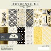 Poised 6 x 6 Paper Pad - Authentique