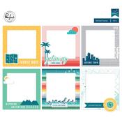 Cardstock Stickers - Out & About - Pinkfresh Studio