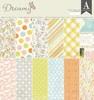 Dreamy 12 x 12 Paper Pad - Authentique