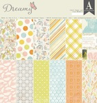 Dreamy 12 x 12 Paper Pad - Authentique