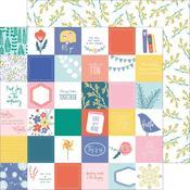 Simple Pleasures Paper - Joyful Day - Pinkfresh Studio - PRE ORDER