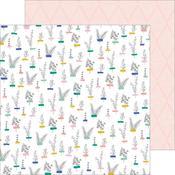 Small Beginings Paper - Joyful Day - Pinkfresh Studio - PRE ORDER