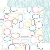Perfect Moment Paper - Joyful Day - Pinkfresh Studio - PRE ORDER