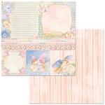 Welcome Paper - Harmony - Bo Bunny