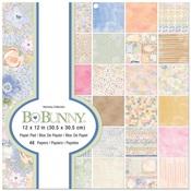 Harmony 12 x 12 Paper Pad - Bo Bunny