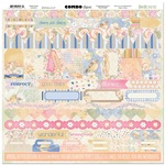 Harmony Combo Sticker Sheet - Bo Bunny