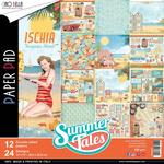 Summer Tales Double-Sided Paper Pack