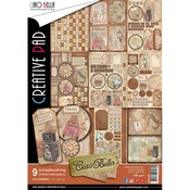 Ciao Bella Double-Sided A4 Paper Pack