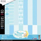 Ninna Nanna Boy Double-Sided Paper Pack