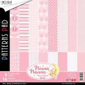 Ninna Nanna Girl Double-Sided Paper Pack