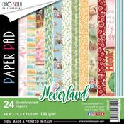 Neverland 6 x 6 Double-Sided Paper Pad