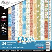 Under The Ocean 6 x 6 Double-Sided Paper Pad
