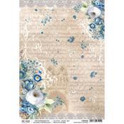 Rinascimento Estense A4 Rice Paper Sheet