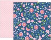 Horizon Paper #2 - Pink Paislee